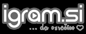 Oblikovanje predstavitvenega materiala Igram.si