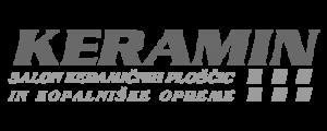Osvežitev logotipa podjetja Keramin